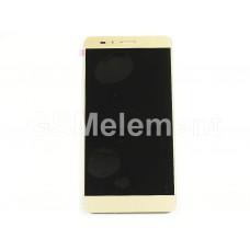 Дисплей Huawei Honor 5X (KIW-L21) в сборе с тачскрином золото