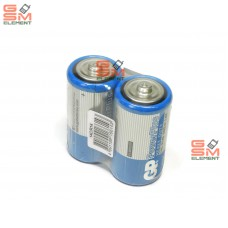 Элемент питания GP R14/C PowerPlus zink (24)