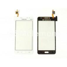 Тачскрин Samsung G532F/Galaxy J2 Prime белый