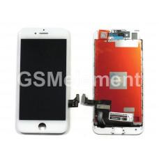 Дисплей iPhone 7 в сборе белый AA