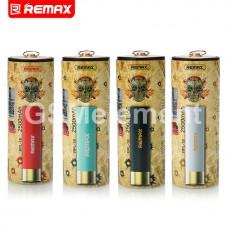 Внешний аккумулятор Remax RPL-18, 2500 mAh, красный