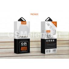 СЗУ LDNio A4404 (4 USB выхода/ 4.4 A)