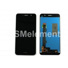 Дисплей Huawei Honor 4C Pro (TIT-L01)/ Honor Play 5X (Enjoy 5) в сборе с тачскрином чёрный