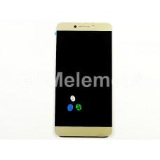 Дисплей LeEco Le Max 2 X820/X821/X829 в сборе с тачскрином золото, оригинал