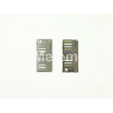 Коннектор SIM Meizu M1 Note/Fly IQ4511