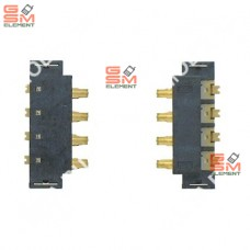 Контакты АКБ Samsung G800F/G850F/G900F/N910C/J510F