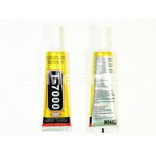 Клей T-7000 для проклейки тачскринов, чёрный, 15 ml
