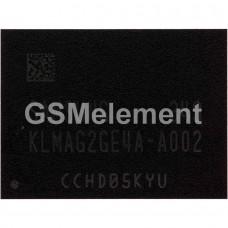 Микросхема Nand Flash Samsung KLMAG2GE4A-A002 (N8000/P5100)