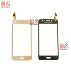 Тачскрин Samsung G532F/Galaxy J2 Prime (Gold), оригинал