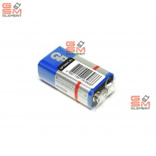 Элемент питания GP PowerPlus 6F-22-1P крона zinc