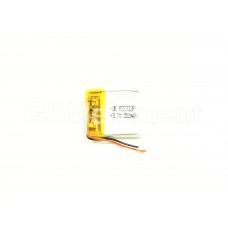 АКБ универсальная 032323p 3,7v Li-Pol 200 mAh