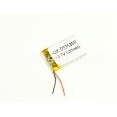 АКБ универсальная 032535p 3,7v Li-Pol 300 mAh