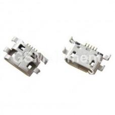 Разъём системный Alcatel OT-4013D/4032D/4033D/4045D/5033D/6012D/7043Y/7044X