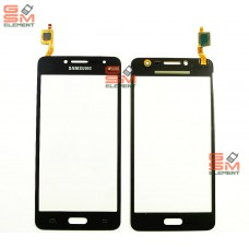 Тачскрин Samsung G532F/Galaxy J2 Prime чёрный AAA