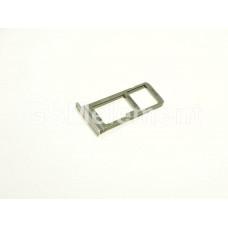 Контейнер SIM+MMC Samsung G935F золото