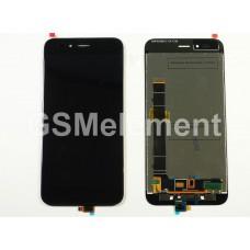 Дисплей Xiaomi Mi A1/Mi 5X (MDG2) в сборе с тачскрином чёрный