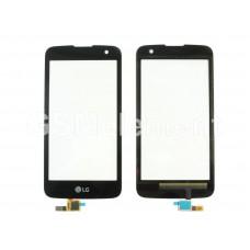 Тачскрин LG K130E (K4 LTE) чёрный