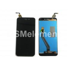Дисплей Huawei Honor 6A (DLI-TL20) в сборе с тачскрином чёрный