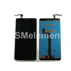 Дисплей Xiaomi Mi Max 2 в сборе с тачскрином чёрный