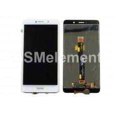 Дисплей Huawei Honor 6X (BLN-L21)/GR5 2017 в сборе с тачскрином белый