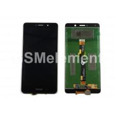 Дисплей Huawei Honor 6X (BLN-L21)/GR5 2017 в сборе с тачскрином чёрный