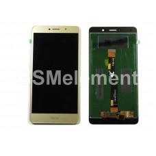 Дисплей Huawei Honor 6X (BLN-L21)/GR5 2017 в сборе с тачскрином золото