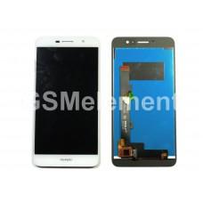 Дисплей Huawei Honor 4C Pro (TIT-L01)/ Honor Play 5X (Enjoy 5) в сборе с тачскрином белый