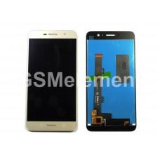 Дисплей Huawei Honor 4C Pro (TIT-L01)/ Honor Play 5X (Enjoy 5) в сборе с тачскрином золото