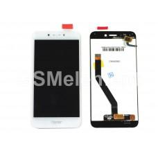 Дисплей Huawei Honor 6A (DLI-TL20) в сборе с тачскрином белый