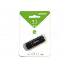 USB флеш-накопитель 32Gb SmartBuy Crown Series Black