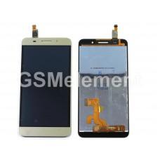 Дисплей Huawei Honor 4X (Che2-L11) в сборе с тачскрином золото
