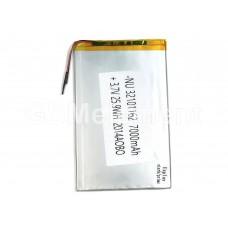 АКБ универсальная 32101162p 3,7v Li-Pol 7000 mAh оригинал