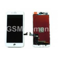 Дисплей iPhone 7 Plus в сборе белый AA
