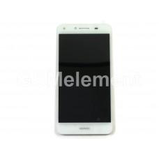 Дисплей Huawei Honor 5A (LYO-L21)/ Huawei Y5 II (CUN-U29) в  сборе с тачскрином белый