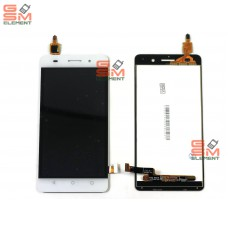 Дисплей Huawei Honor 4C (CHM-U01) в сборе с тачскрином белый