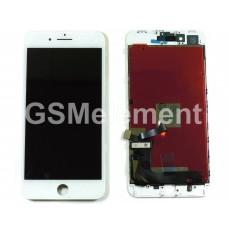 Дисплей iPhone 8 Plus в сборе белый AA