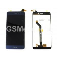 Дисплей Huawei Honor 6C Pro (JMM-L22) в сборе с тачскрином синий