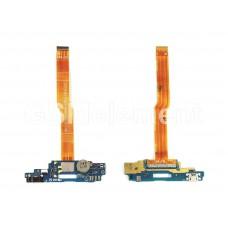 Шлейф ZTE Blade A610/A610C/A610 Plus на системный разъём и микрофон