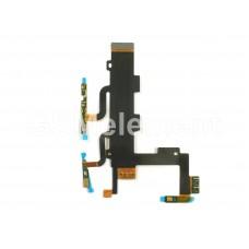 Шлейф Sony D2533/D2502 (Xperia C3/Xperia C3 Dual) на кнопки включения, громкости, микрофон