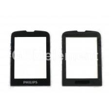 Стекло Philips E560 чёрное, оригинал