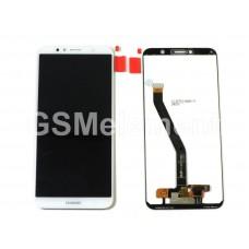 Дисплей Huawei Honor 7A Pro/Honor 7C/Huawei Y6 2018/Y6 Prime 2018 в сборе белый, оригинал