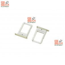 Контейнер SIM Samsung G925F золото