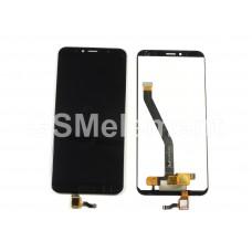 Дисплей Huawei Honor 7A Pro/Honor 7C/Huawei Y6 2018/Y6 Prime 2018 в сборе чёрный