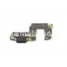 Шлейф (субплата) Huawei Honor 9 на системный разъём, микрофон, оригинал
