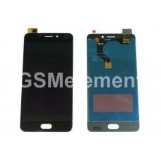 Дисплей Meizu M6 Note в сборе с тачскрином чёрный