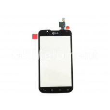 Тачскрин LG P715 Optimus L7 Dual II чёрный, оригинал