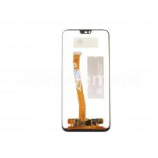 Дисплей Huawei Honor 10 (COL-L29) в сборе с тачскрином чёрный