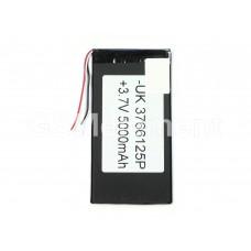 АКБ универсальная 3766125p 3,7v Li-Pol 4000 mAh (3 провода)