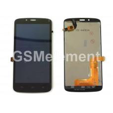 Дисплей Huawei Honor 3C Lite (HOL-U19) в сборе с тачскрином чёрный