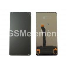 Дисплей Xiaomi Mi Mix 2 в сборе с тачскрином чёрный, оригинал